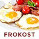 Frokost - Restaurant / Cafe One Page HTML5 - ThemeForest Item for Sale