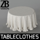 Table Cloth - 3DOcean Item for Sale