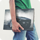 Laptop Skin Mock-Up 2 - GraphicRiver Item for Sale