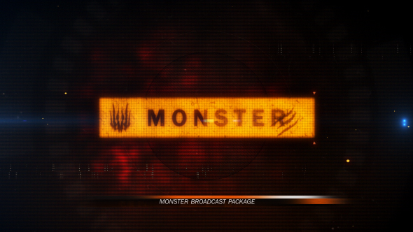Monster Broadcast Package