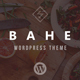 Bahe - Responsive One Page Portfolio Theme - ThemeForest Item for Sale