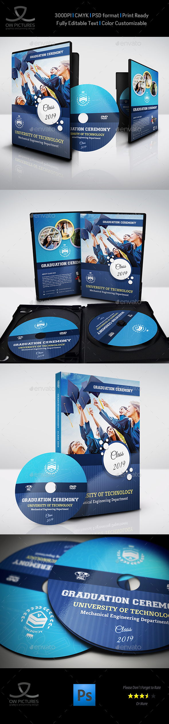 Graduation Ceremony Template from previews.customer.envatousercontent.com