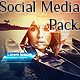 Social Media Pack Bundle - GraphicRiver Item for Sale
