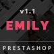 Emily - Premium Responsive Prestashop Theme - ThemeForest Item for Sale