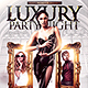 The Luxury Nights Flyer Template - GraphicRiver Item for Sale