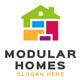 Modular homes Logo v.2 - GraphicRiver Item for Sale