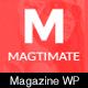 Magtimate - Magazine/Blog Multipurpose WordPress Theme - ThemeForest Item for Sale