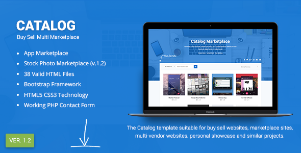 Buy Sell Templates from ThemeForest
