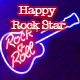 Happy Rock Star