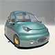 Cartoon Car - 3DOcean Item for Sale