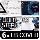 6 Music Event Facebook Timeline Covers vol.6 - GraphicRiver Item for Sale