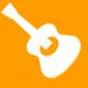 Violin Guitar Logo