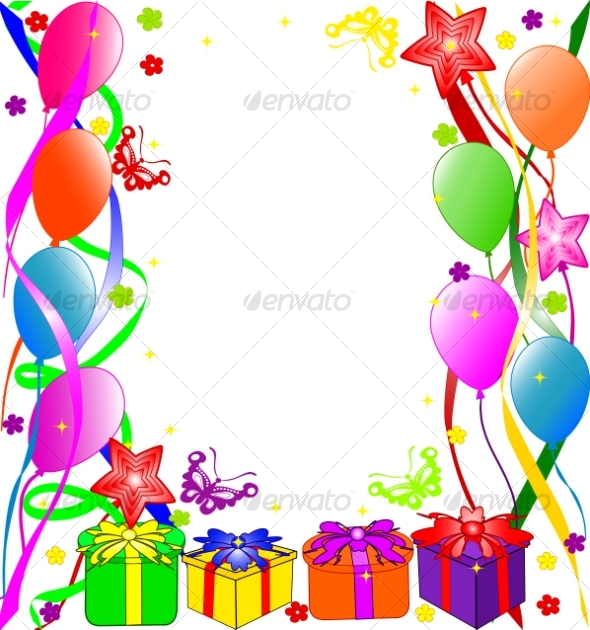 Birthday Vector Images From Graphicriver Page 8