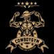 Cowboy Gym - GraphicRiver Item for Sale