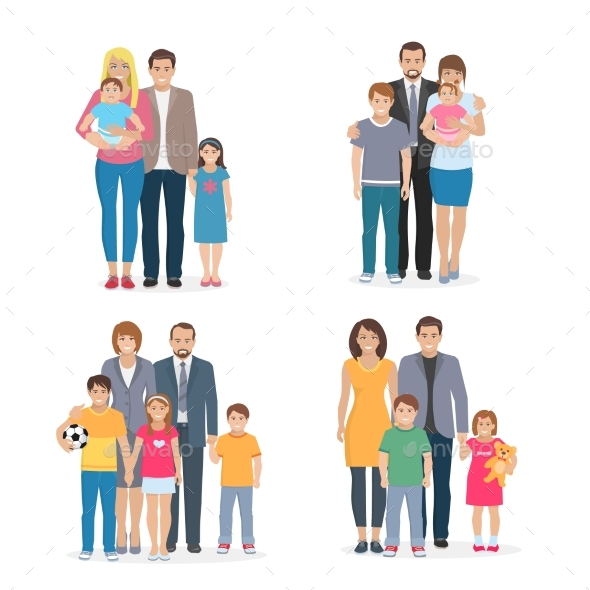 Family Flat Concept