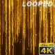 Gold Particles Streak Falling 6 Background - VideoHive Item for Sale
