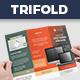 Service Business Trifold Brochure - V49 - GraphicRiver Item for Sale