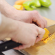 Chef Chopping Vegetables - VideoHive Item for Sale