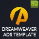 HTML5 Banner Dreamweaver Template v2  - CodeCanyon Item for Sale