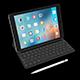 Apple iPad Pro 9.7 Inch 2016 E3D + Apple Pencil + Apple Smart Keyboard - 3DOcean Item for Sale