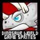 Dino World - Game Sprites - GraphicRiver Item for Sale