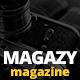 Magazy - Viral, News & Magazine WordPress Theme - ThemeForest Item for Sale