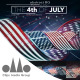 Abstract BG The 4th Of July - VideoHive Item for Sale