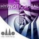 Abstract BG 4 Corners Hypnotic Spiral - VideoHive Item for Sale