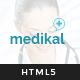 Medikal - Health Care & Medical HTML5 Template - ThemeForest Item for Sale