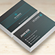 Modern Business Card Vol 03 - GraphicRiver Item for Sale