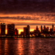 Philadelphia Sunset Day to Night - VideoHive Item for Sale