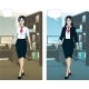 Asian Businesswoman In Office Interior - GraphicRiver Item for Sale