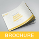 A5 Landscape Content Marketing Brochure - GraphicRiver Item for Sale