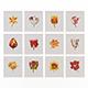 Charlotte Morgan Watercolour Tulips - 3DOcean Item for Sale