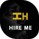 Hire Me - Personal vCard PSD Template - ThemeForest Item for Sale