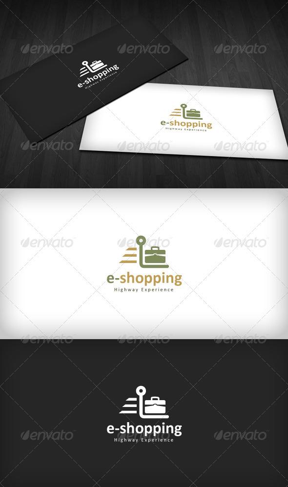 E-Shopping Logo