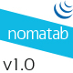 Nomatab - Jquery Responsive Tabs - CodeCanyon Item for Sale