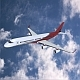 Commercial aircraft concept - 3DOcean Item for Sale
