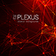 20 Red Abstract Plexus Backgrounds - GraphicRiver Item for Sale
