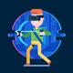 VR Archer - GraphicRiver Item for Sale