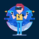 VR Shooter - GraphicRiver Item for Sale