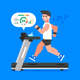 Running Man - GraphicRiver Item for Sale