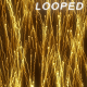 Gold Particles Rising 4 Background - VideoHive Item for Sale