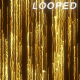 Gold Particles Rising 5 Background - VideoHive Item for Sale
