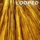 Gold Particles Rising 7 Background - VideoHive Item for Sale
