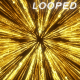 Gold Particles Streak Rising 8 Background - VideoHive Item for Sale