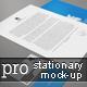 Pro Stationary Mock-up - GraphicRiver Item for Sale
