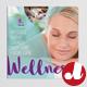 Wellness Square Bi-Fold Brochure - GraphicRiver Item for Sale