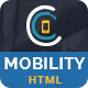 Mobility One Page HTML Template - ThemeForest Item for Sale