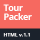 Tour Packer - Responsive HTML Template - ThemeForest Item for Sale